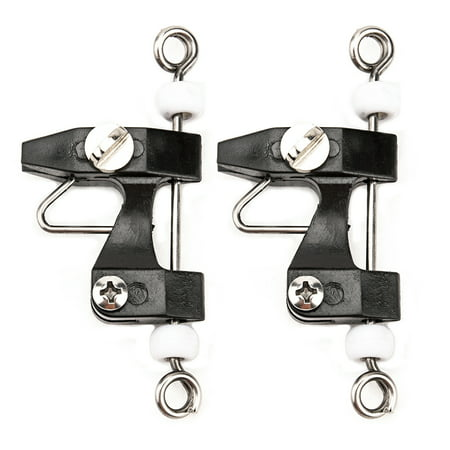 2Pcs Adjustable Tension Trolling Clips Release Clips Boating Fishing for Kite Outrigger Downrigger