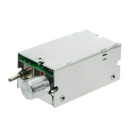 12-40V 120W DC Motor Speed Controller Forward Reversible PWM Regulator Reverse (Reliable Electric Dc 2 Variable Speed Motor Controller)