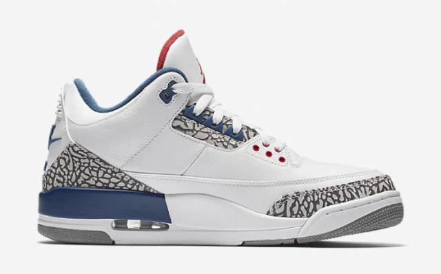 Nike - Nike Air Jordan 3 Retro OG True