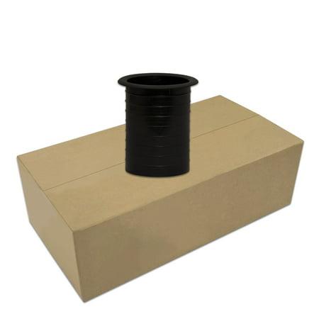 "144 Goldwood Sound PT-308 Speaker Cabinet Port Tubes 3"" Diameter Low Frequency Bass Ports"