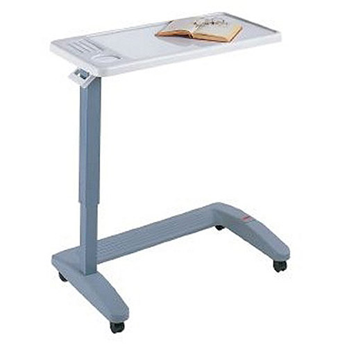 Carex Adjustable Overbed Table With Large Table Surface