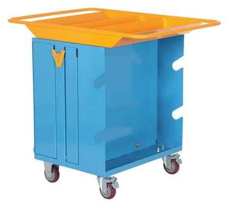Packaging Cart,300 Lb Cap,Steel VESTIL 1AAY2