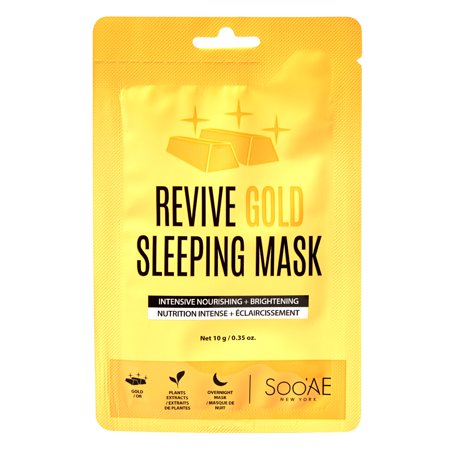SooAe Revive Gold Sleeping Mask