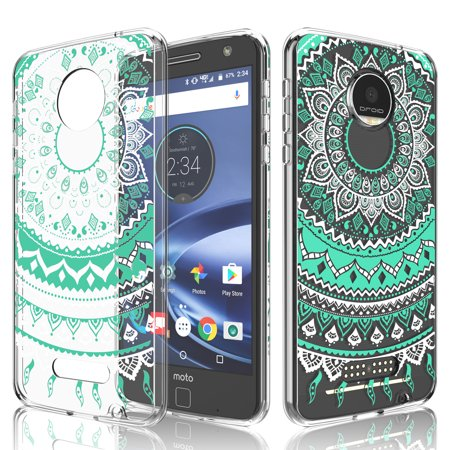 info for 2e1fe 22952 Moto Z Droid Case, Motorola Moto Z Droid Edition Case For Girls, Tekcoo  [TFlower] Transparent [Crystal] Cute Lovely Adorable Ultra Slim Clear Hard  TPU ...