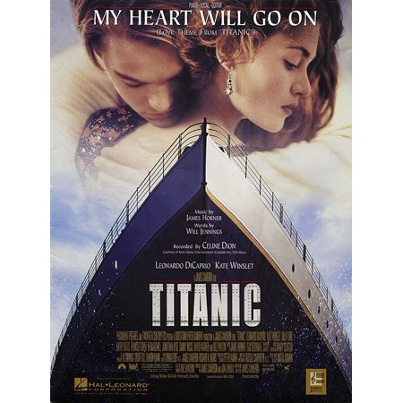My Heart Will Go on (Love Theme From Titanic) (Piano Vocal, ) [Sheet music] [Jan 01, 1998] James Horner and WIll Jennings](Halloween Theme Song Piano Sheet)