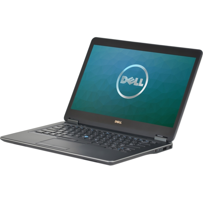 "Dell Latitude 14 7000 E7440 14"" LCD Ultrabook - Intel Core i5 (4th Gen) i5-4300U Dual-core (2 Core) 1.90 GHz - 8 GB DDR3 SDRAM - 128 GB SSD - Windows 10 Pro 64-bit - 1366 x 768 - Refurbished - Intel H"