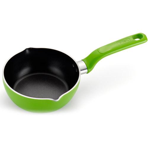 T - Fal 0.85 - Quart Excite Non - Stick Saucier Cookware