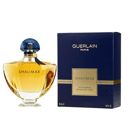 Guerlain Shalimar Eau De Parfum For Women, 3 Oz (Guerlain Souffle D Or De Shalimar Powder Review)