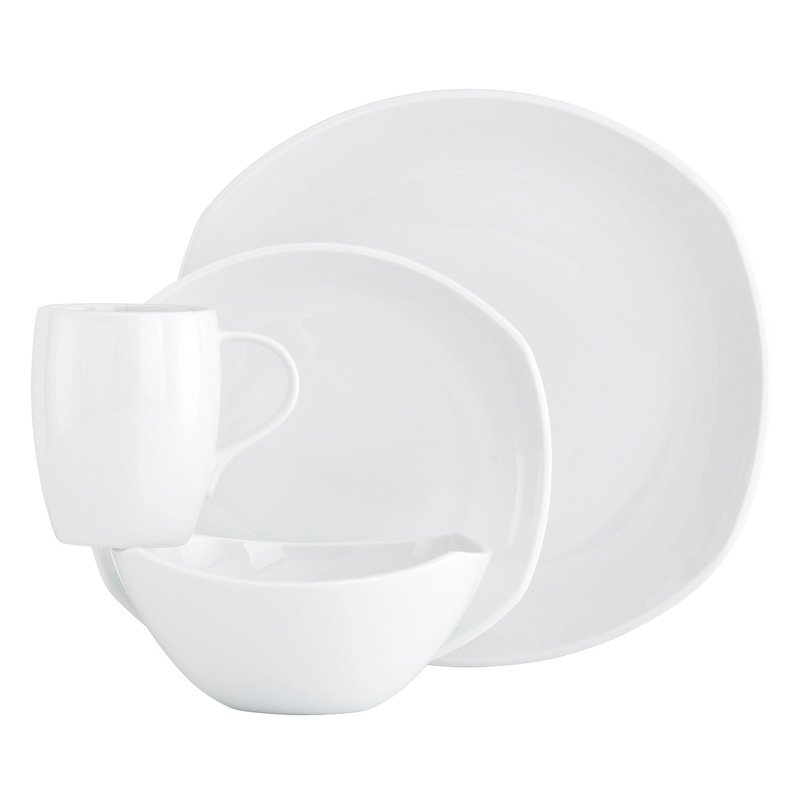 Dansk Classic Fjord 4-Piece Place Setting by Lenox