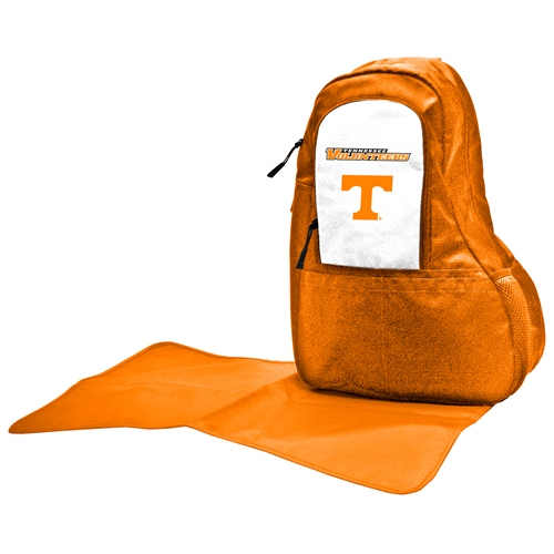 NCAA Diaper Bag by Lil Fan, Sling Style - Tennessee Volunteers