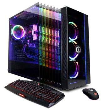 CyberpowerPC Desktop (Octa Ryzen 7/ 16GB/ 1TB + 240GB SSD/ 8GB Video)