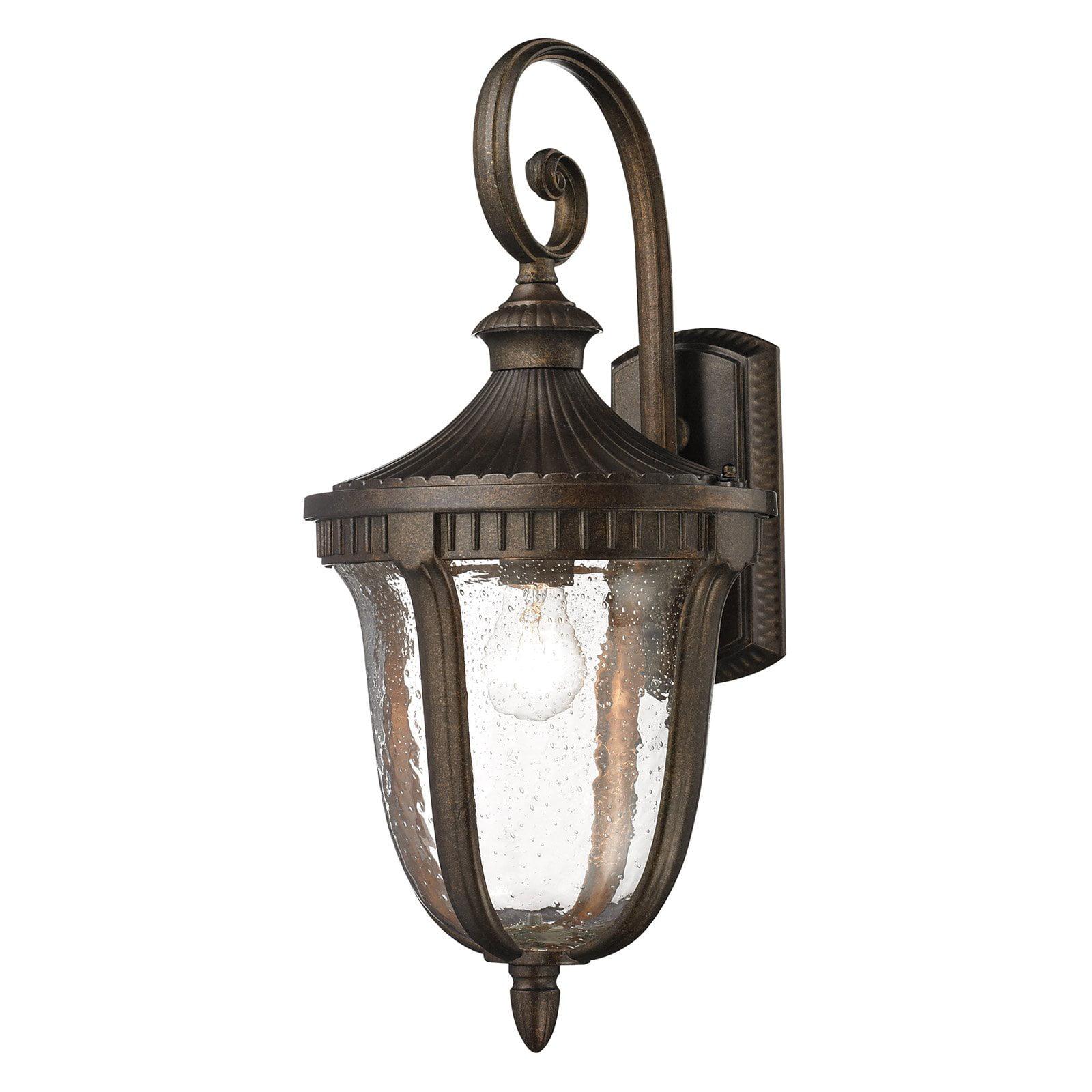 ELK Lighting Worthington 2700 Outdoor Sconce - Hazelnut Bronze