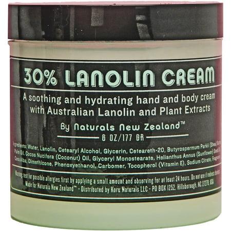30% Lanolin Cream - Walmart com