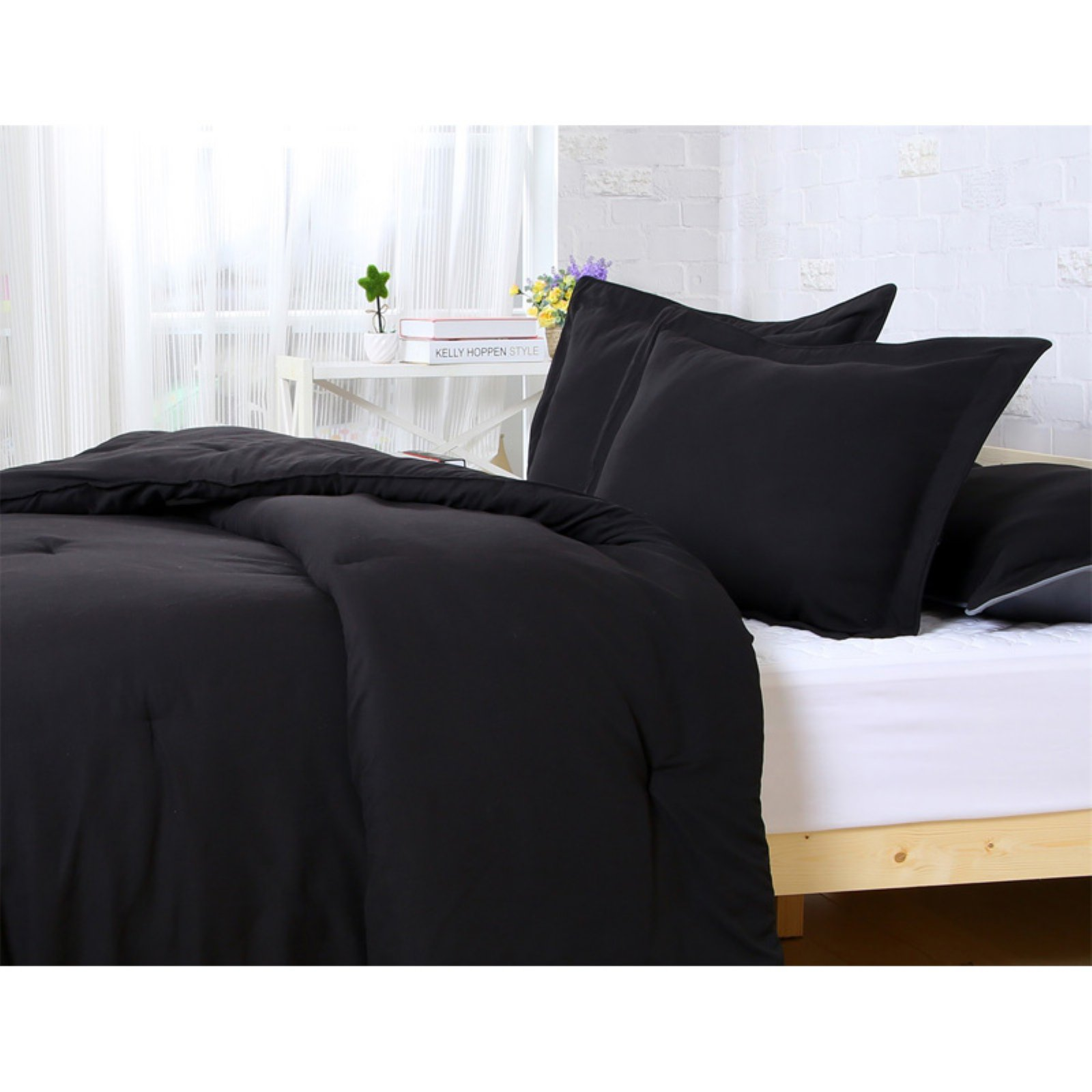 Image of Microfiber Comforter Set by Affluence