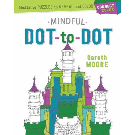 Mindful Dot-to-Dot (Connect & Color) - image 1 of 1