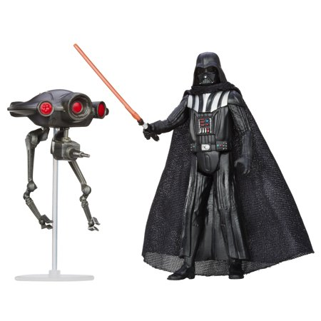 Star Wars-lucas Star Wars Epv Darth Vader W Seeker Droid - Darth Vader Cakes