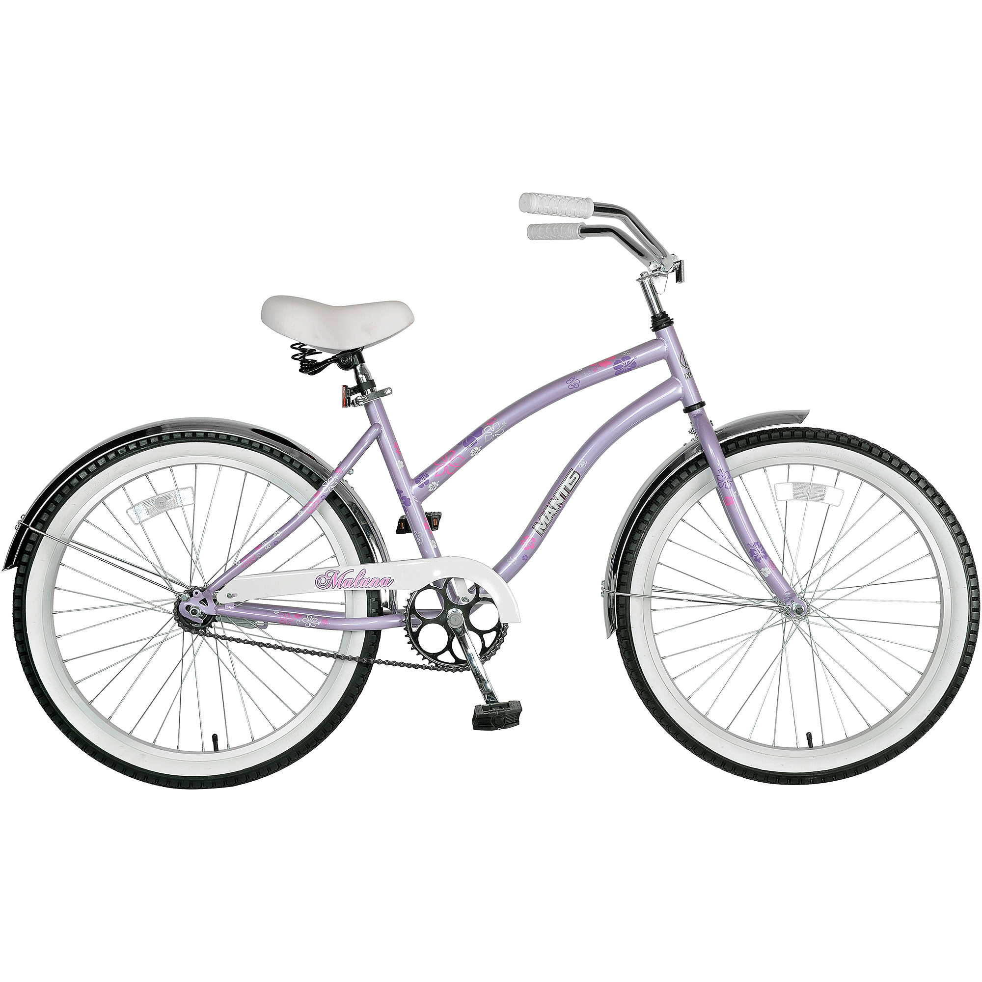 "Mantis Malana 24"" Cruiser Bike"