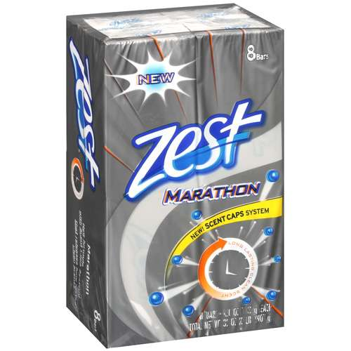 Zest: Bar Soap Marathon, 32 oz