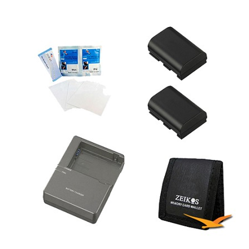 Special Travel Power Kit for the Canon EOS 5D Mark III, 5D Mark II, 6D,7D & 60D