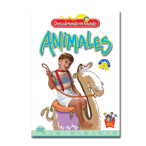 Baby's First Impressions� Animals in Spanish: Animales DVD by