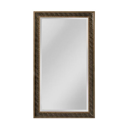 Mirror Masters Clearfield Decorative Mirror In Silver Gold And Black