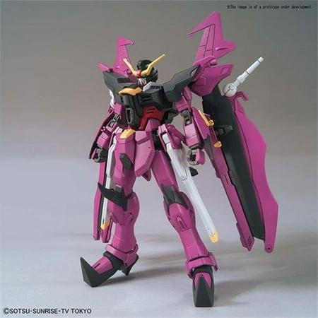 Bandai BAS5055341 1 by 144 Scale No.19 Gundam Love Phantom HGBD Model Kit from Gundam Build (Gundam Vs Gundam Next Plus Gundam List)