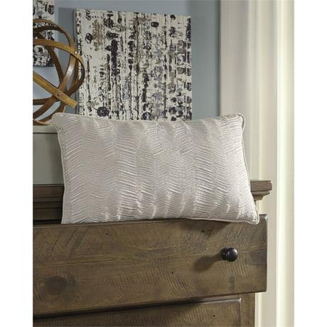Ashley Canton Throw Pillow In Cream Set Of 4