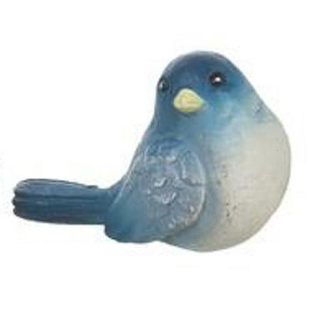 Ganz Porcelain (Blue Bird Figurine - Backyard Birds Collection Fantasy by Ganz)