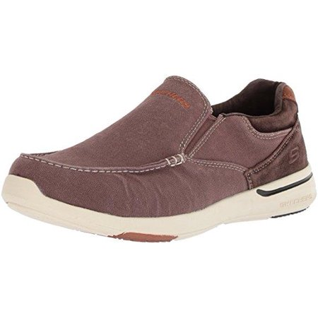 4187e9b78b7f Skechers - Skechers Men s Elent Olution Brown Size  10