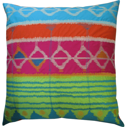 Koko Company Java Bright Throw Pillow