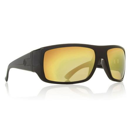 Dragon Alliance Vantage Sunglasses Black Frames Gold Ion Lenses