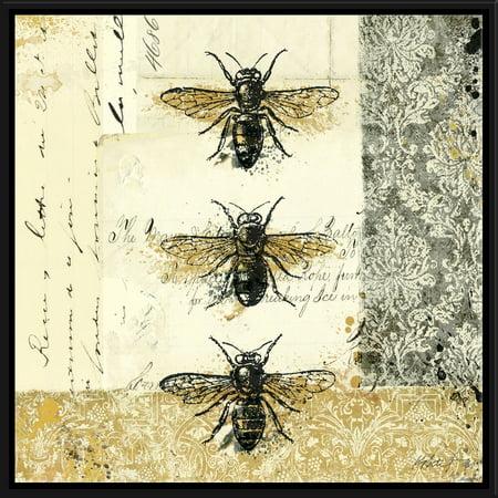 PTM Images Golden Bees n Butterflies No 1 ()