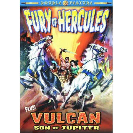- Fury of Hercules / Vulcan Son of Jupiter (DVD)