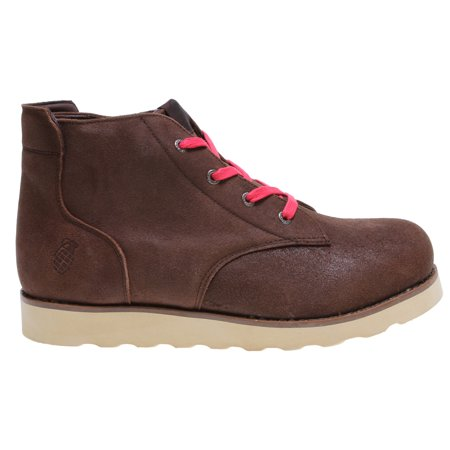 Desert Storm Boots Chocolate Mens