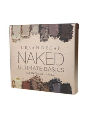 Urban Decay Naked Ultimate Basics Eye Shadow Palette 1 Palette 12 x 0.04oz Blow, Nudie, Commando, Tempted, Instinct, Lethal, Pre-Game, Extra Bitter, Faith, Lockout, Magnet, BlackJack