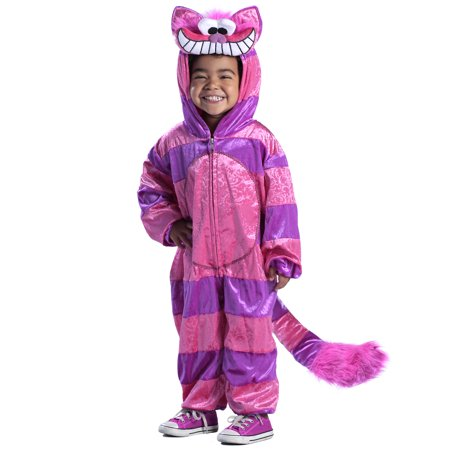 Princess Paradise Premium Chesire Cat Jumpsuit Child Costume (Cat Jumpsuit Costume)