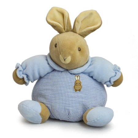 Baby Bow Playtime Bunny Blue 13