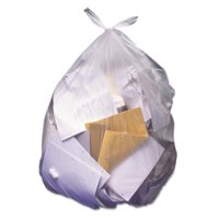Heritage 40-45 Gallon High-Density Coreless Roll Can Liners, 250 count