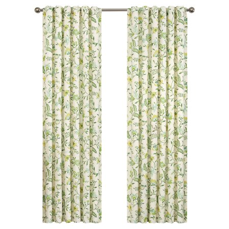 Crewel Drape - Waverly Carolina Crewel Curtain