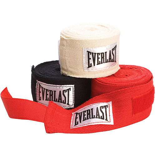 Everlast 108-Inch Handwraps, 3 pack