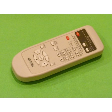 (Epson Projector Remote Control: ELPDC11 Document Camera)