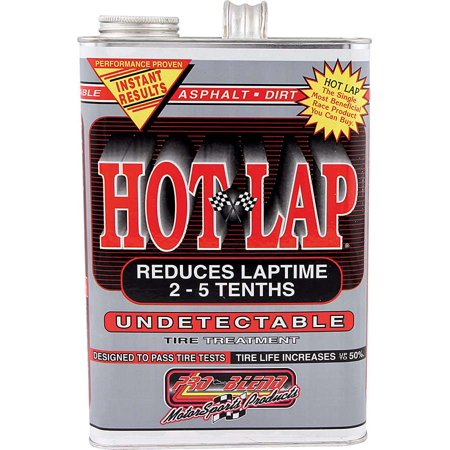 Allstar Performance Hot Lap Undetectable Tire Treatment 1 gal Can P/N 78101