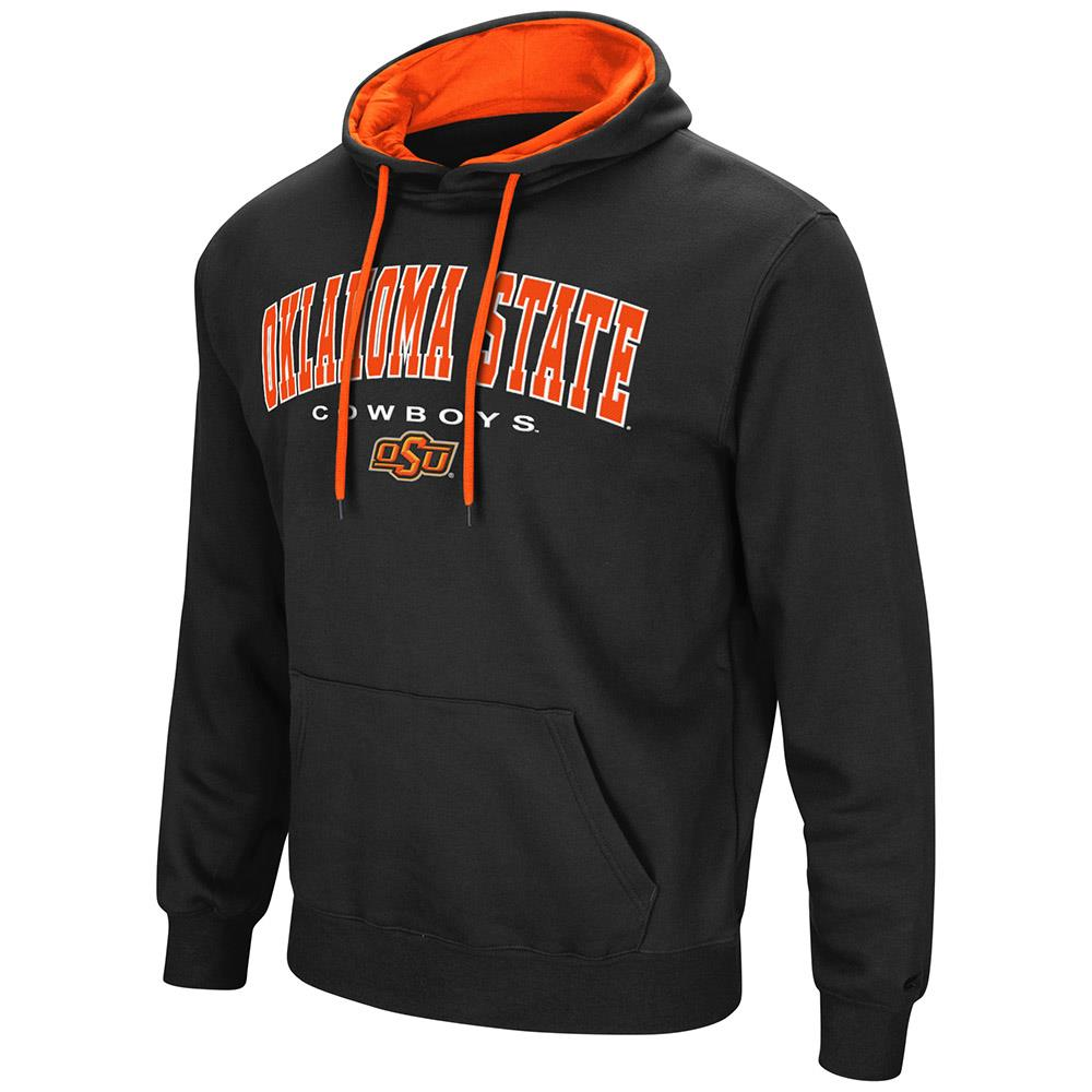 Mens Oklahoma State Cowboys Pull-over Hoodie by Colosseum