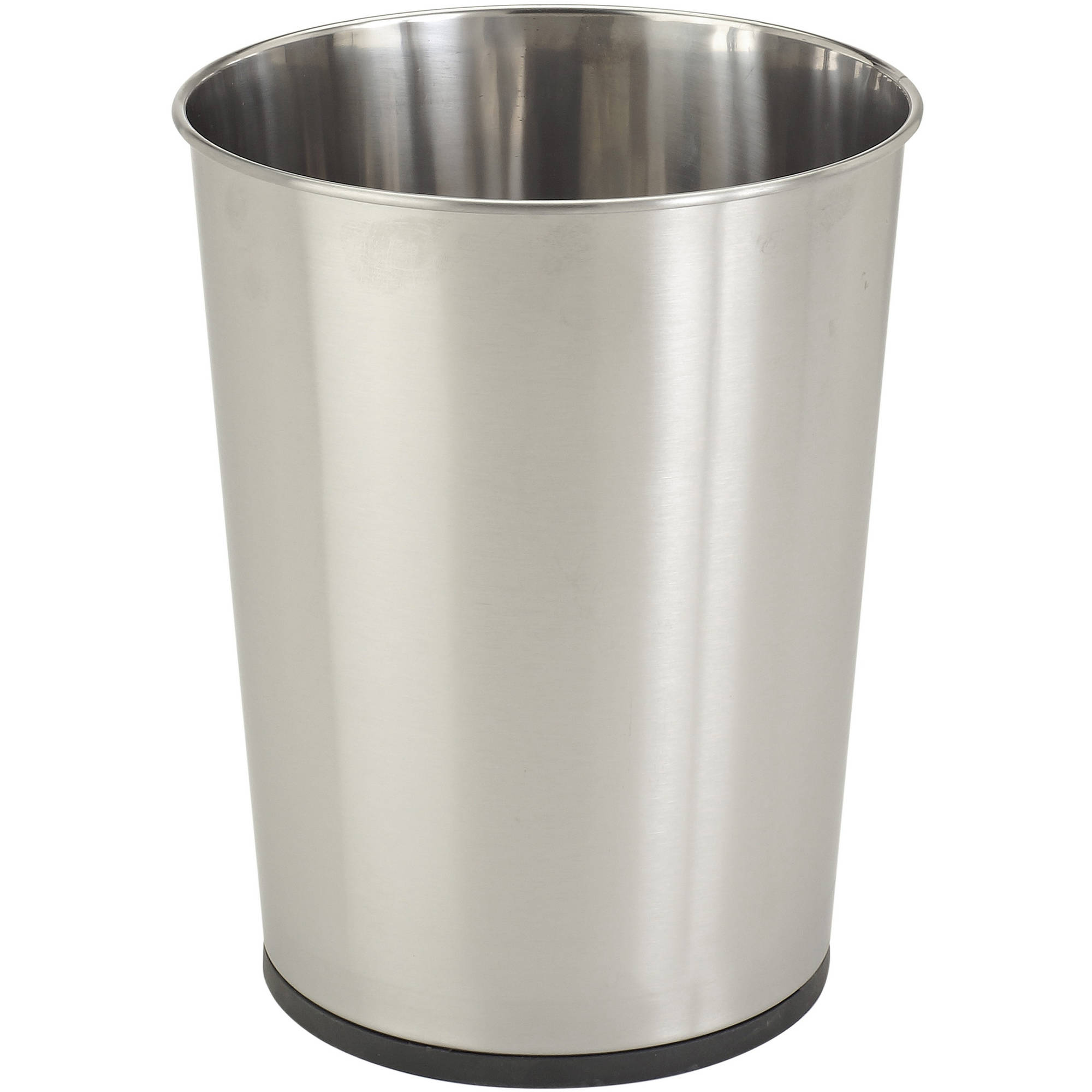"Click here to buy Bath Bliss 5L Waste Trash Bin, Open Top, 7.87"" x 5.91""9.65"" by Kennedy International, INC.."