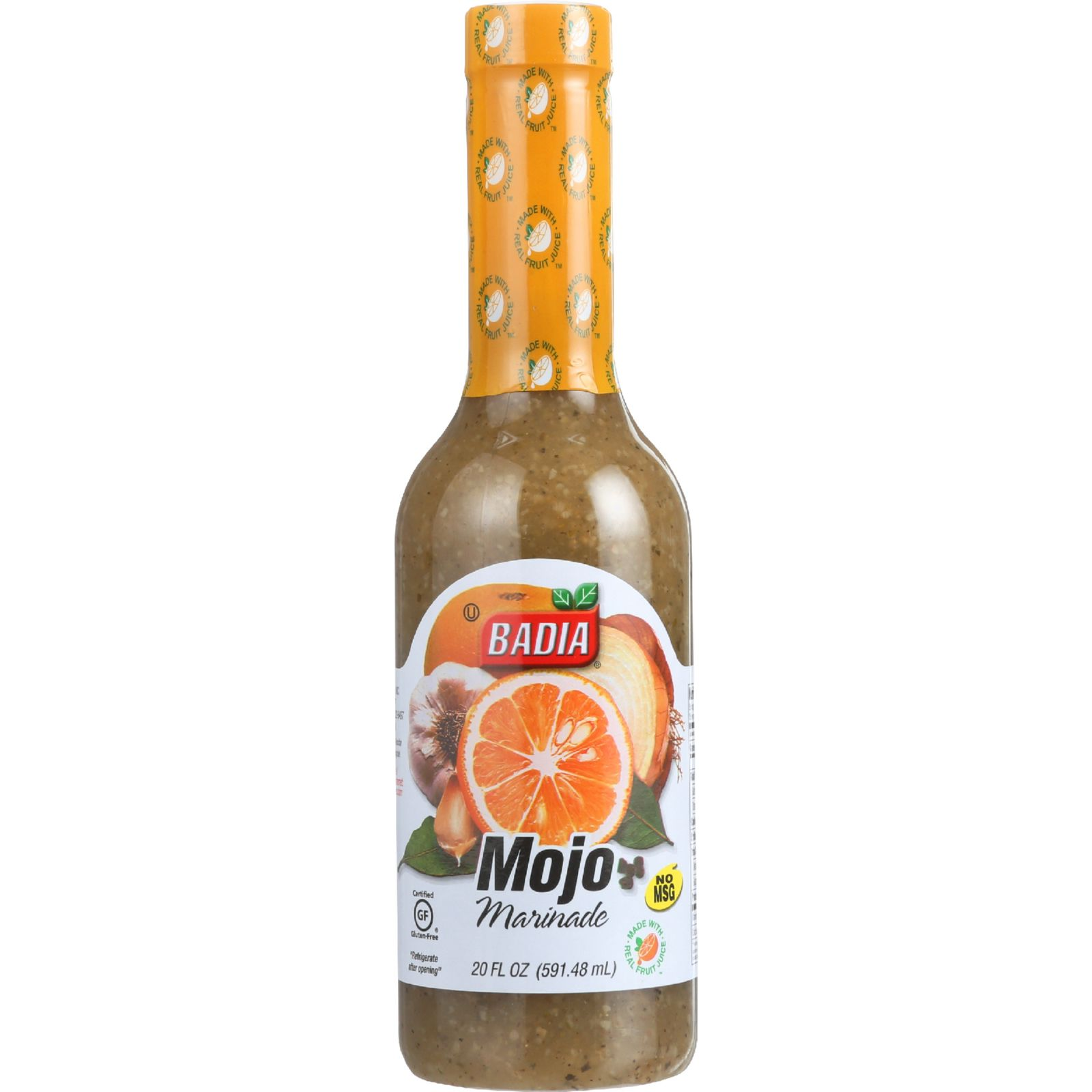 Badia Spices Marinade - Mojo - 20 oz - case of 12