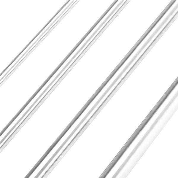 6-12mm CNC 3D Printer Axis Chromed Smooth Rod Steel Linear Rail Shaft