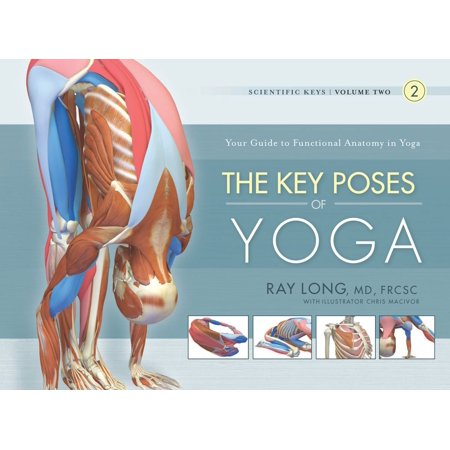 The Key Poses of Yoga - eBook