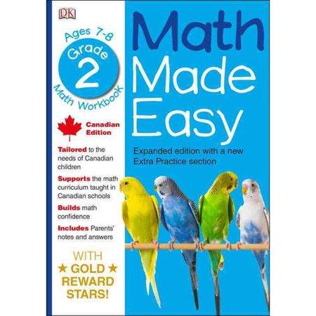 Math Made Easy, Grade 2