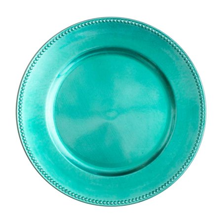 Richland Beaded Charger Plate 13