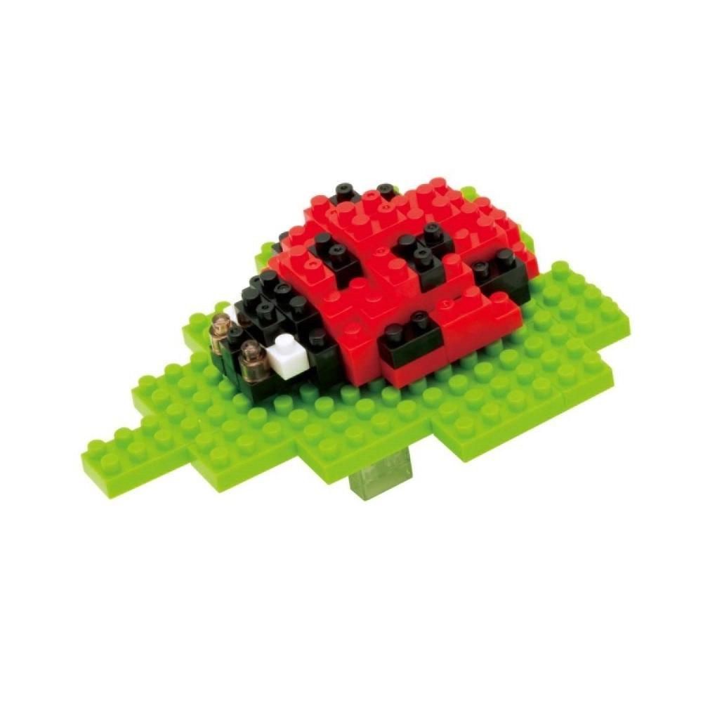 Nanoblock Ladybug 3D Puzzle by nanoblock